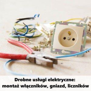 Drobne usługi elektryczne